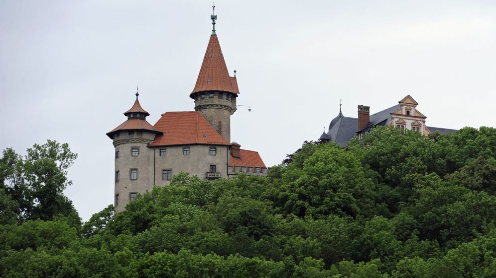 Veste Heldburg: Europas erstes Burgenmuseum