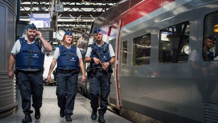 Angriff im Hochgeschwindigkeitszug: Die Attacke im Thalys