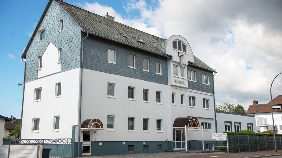 Frankfurter Baptisten-Gemeinde:Infizierte in drei Landkreisen