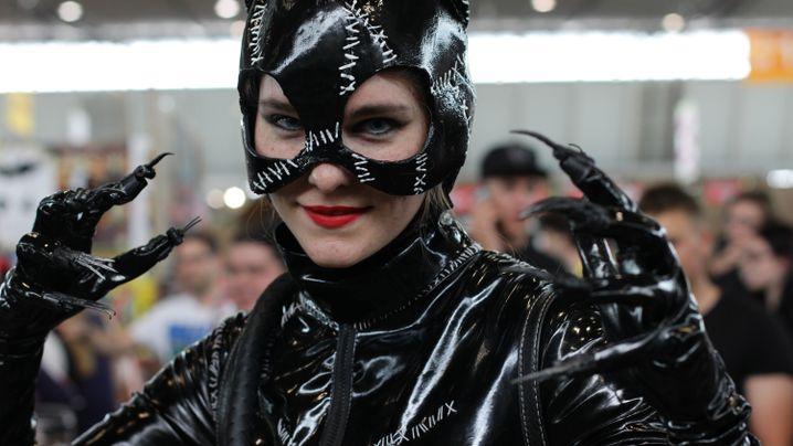 Fotostrecke: Cosplayer über ihre Kostüme