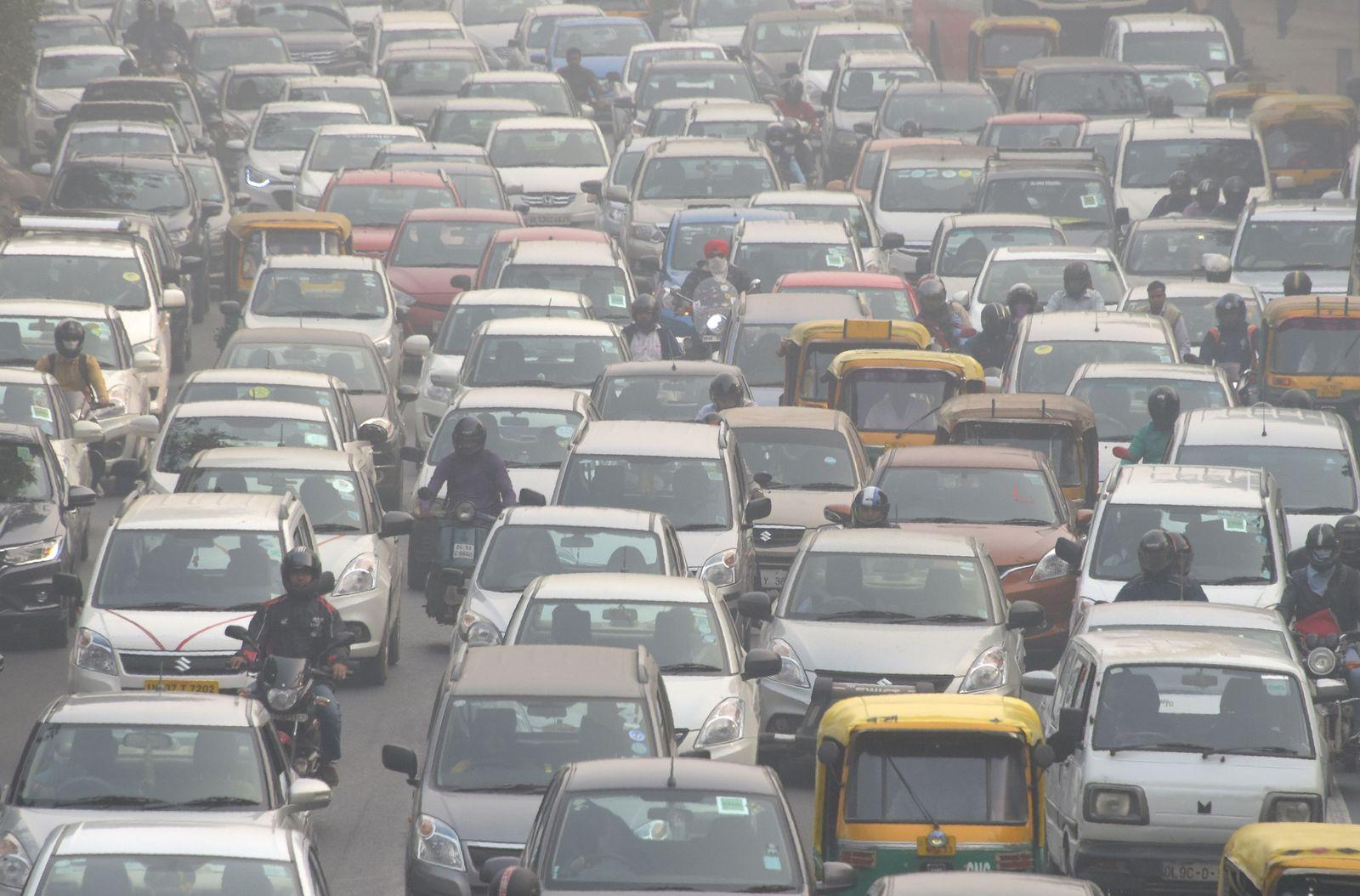 Delhi/ Smog