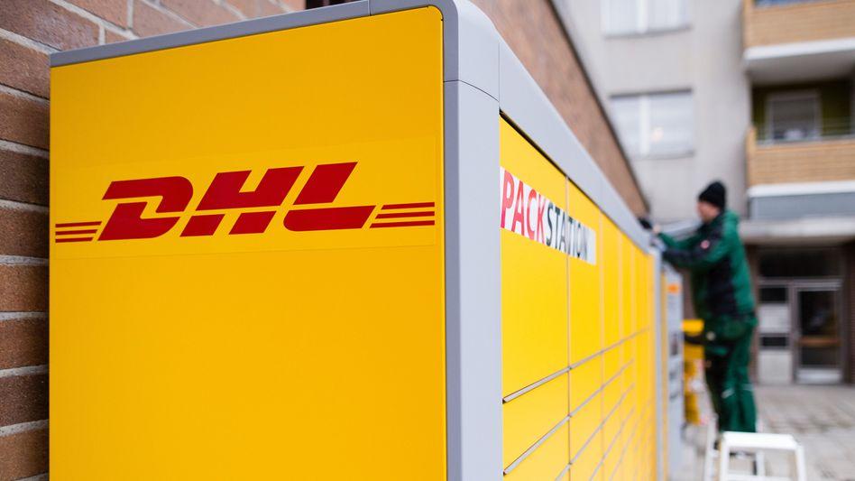 DHL-Paketstation: Der mutmaßliche Erpresser stellte sich selbst der Polizei