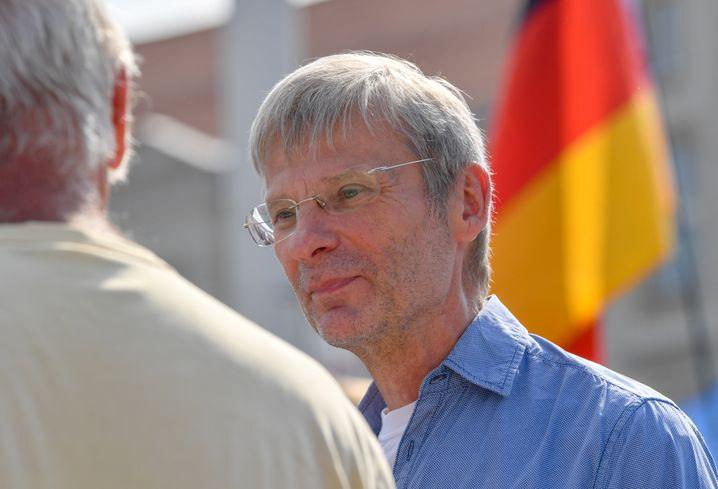 AfD-Politiker Berndt: Im früheren Leben lange Jahre Personalrats-Vorsitzender