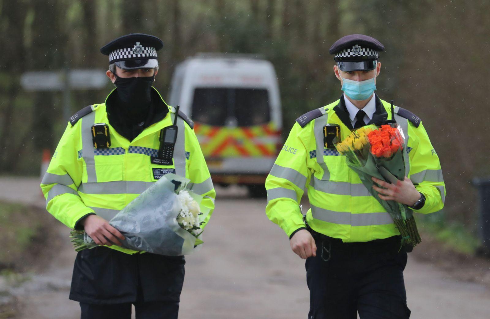 Polizist nach Verschwinden von jungerFrau festgenommen