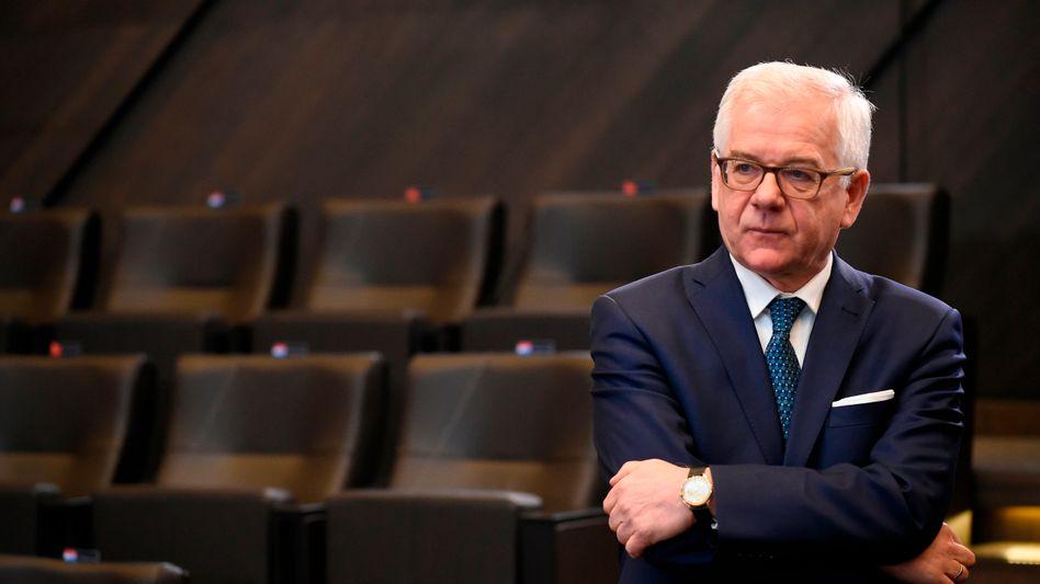 Jacek Czaputowicz (Archivbild)