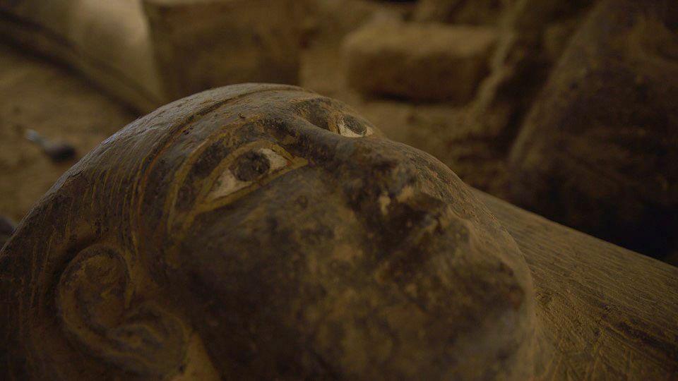 EGYPT-ARCHAEOLOGY