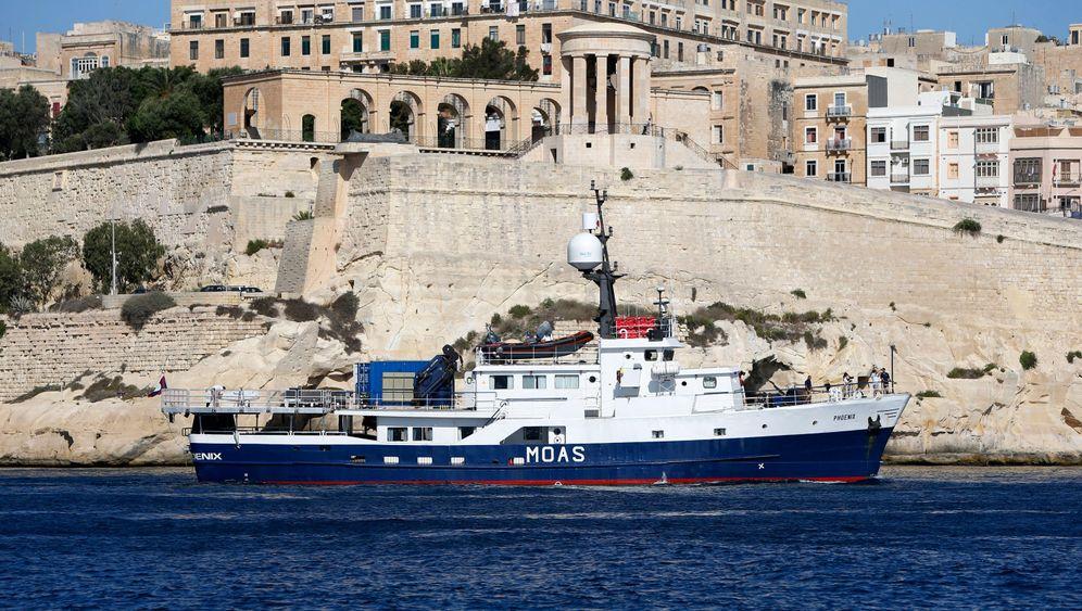 Spendenaufruf für Flüchtlinge: Reiche Malteser starten eigene Rettungsmission