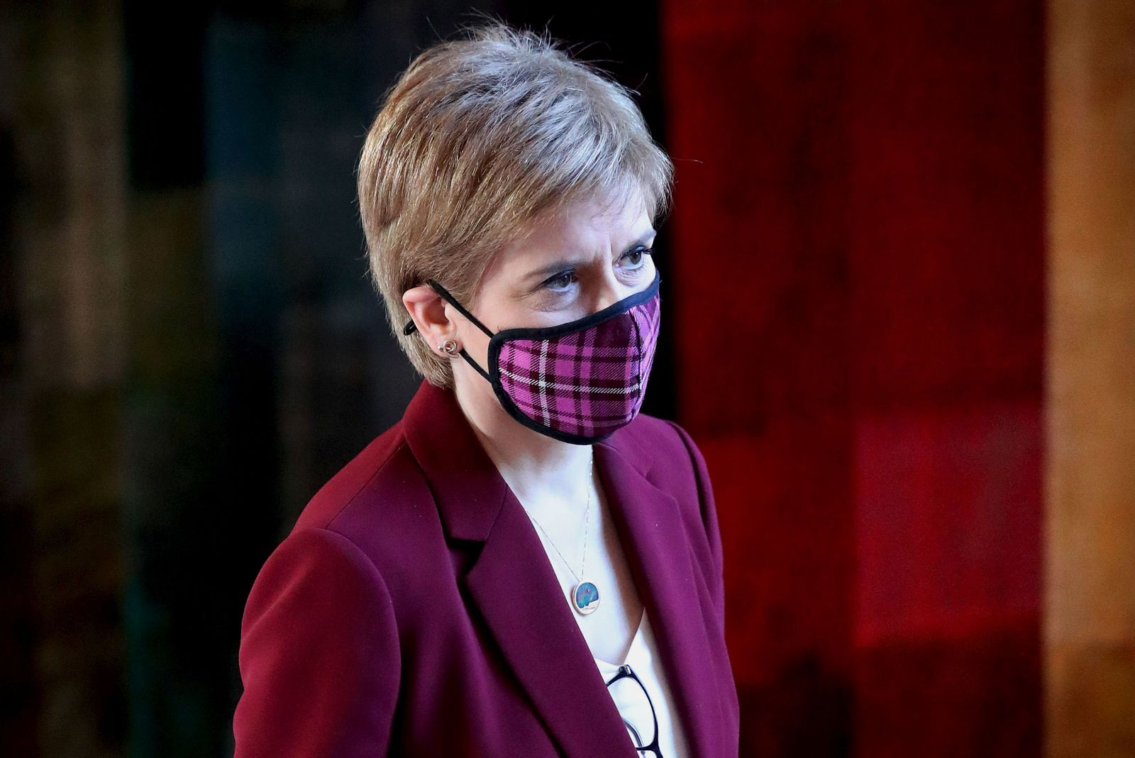 BRITAIN-SCOTLAND-POLITICS-HEALTH-VIRUS