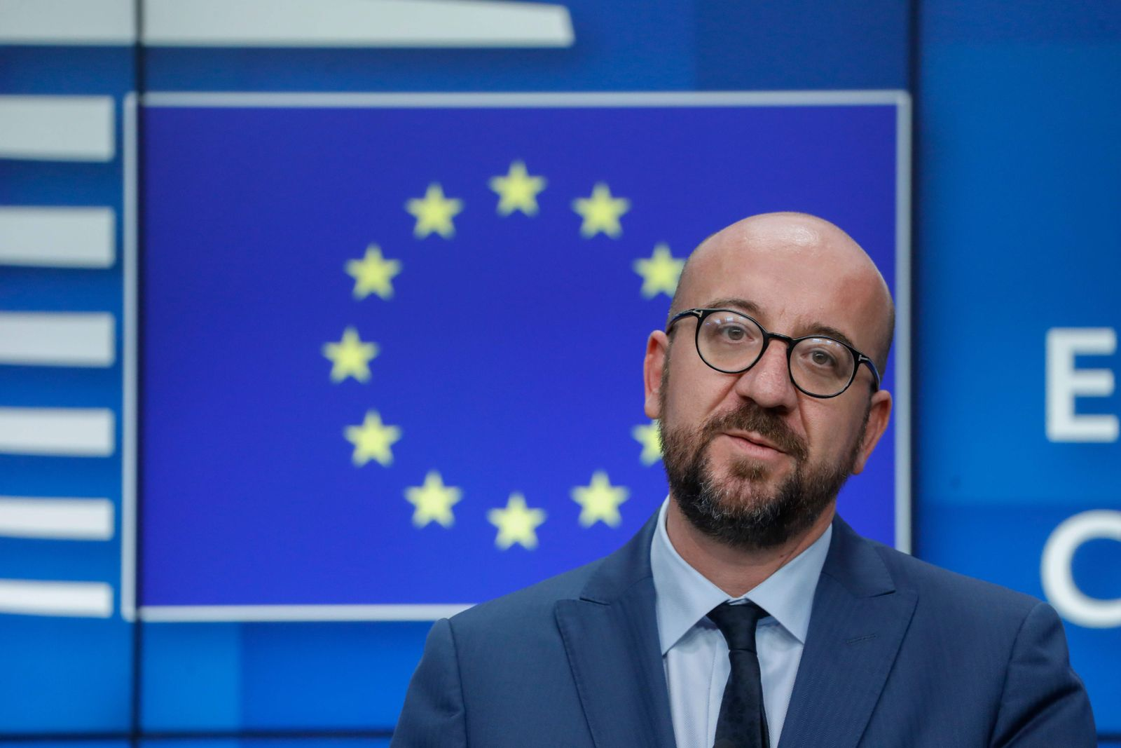 Charles Michel Belgien EU-Ratspräsident