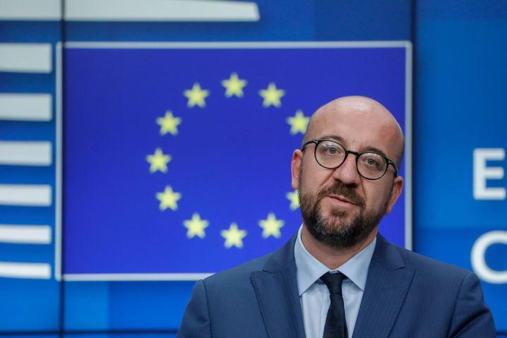 Charles Michel, künftig EU-Ratspräsident