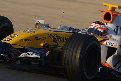 Renault bei Testfahrt: Vertrauliche McLaren-Informationen genutzt?