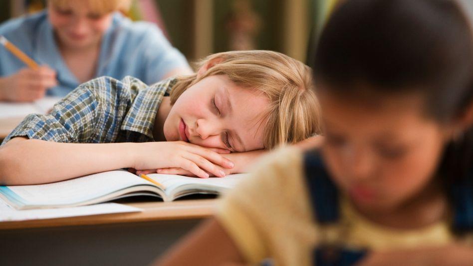 Teenager: Morgens immer müde, aber abends sind sie wach