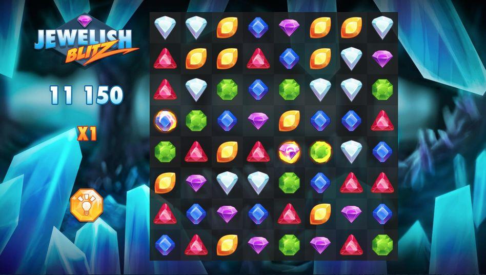 """""""Jewelish Blitz"""": Eine Mischung aus """"Tetris"""" und """"Candy Crush"""""""
