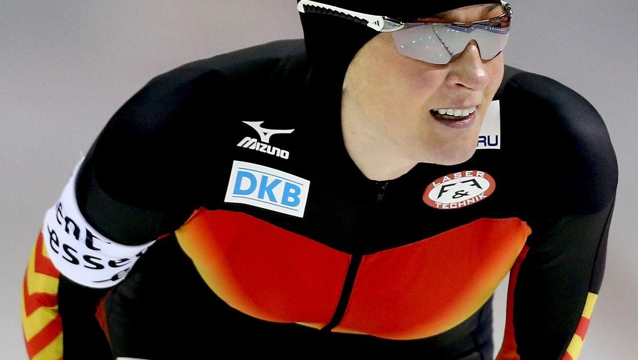 Eisschnelllauf Olympia