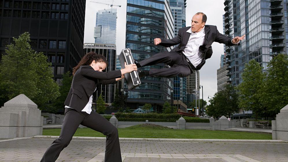 Frauenkarrieren: Der Boss als Show-Stopper
