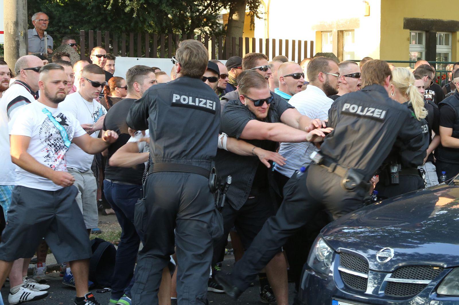 NPD-Demo Dresden