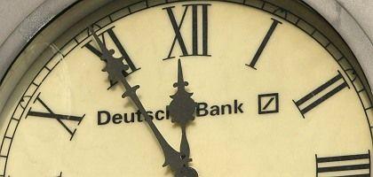 German Banking Deutsche Bank Chief Weakened By Heavy Losses Der