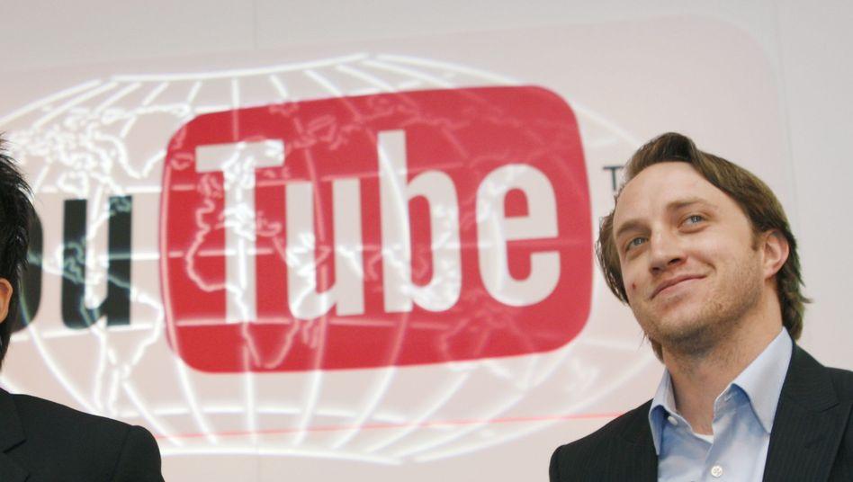 Steve Chen (l.) und Chad Hurley: Der YouTube-Verkauf machte die Gründer zu Millionären