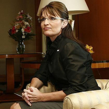 Palin: Antwort für Antwort in die Klinge