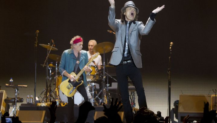 Rolling Stones: Jubiläums-Show in London
