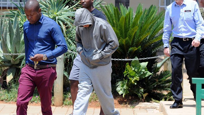 Oscar Pistorius: Der tiefe Fall des Sportstars