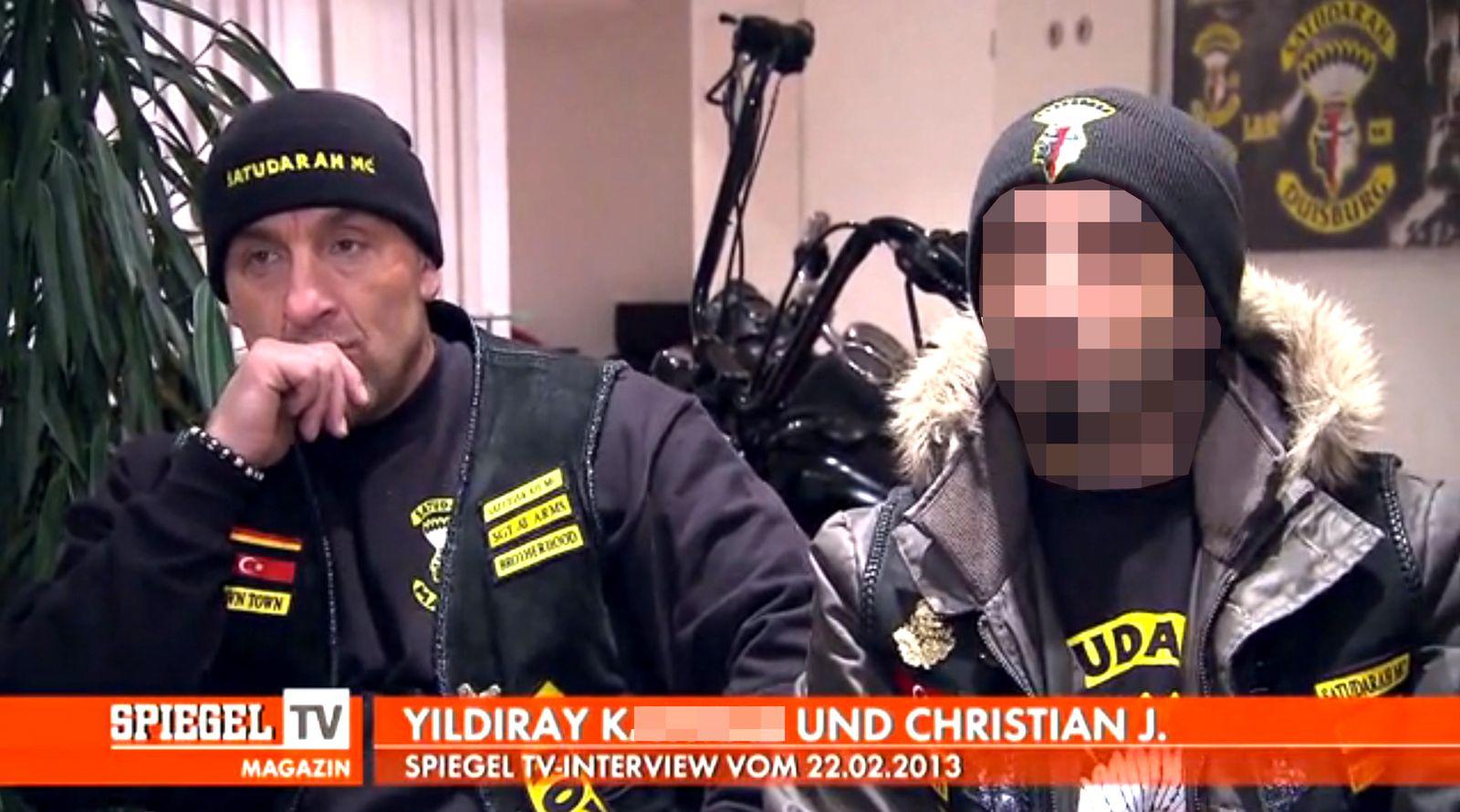 Christian J. Yildiray K. / Satudarah