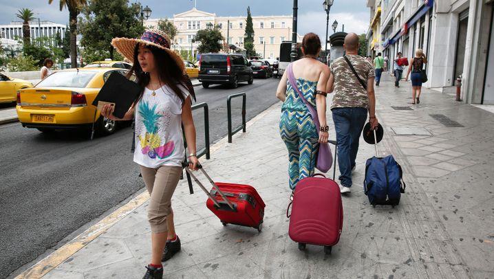 Griechenland: Die beliebtesten Reiseziele