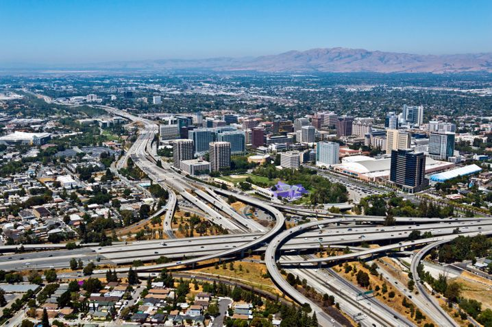 San Jose, CA, Silicon Valley