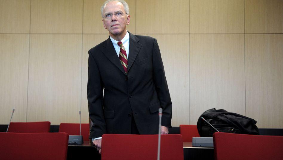 Kursmanipulation: Ex-Chef der IKB zu Bewährungsstrafe verurteilt