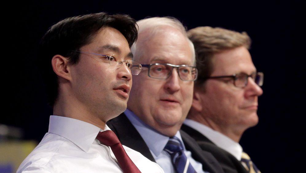 Schlusslicht bei der Quote: Die FDP und die Frauen