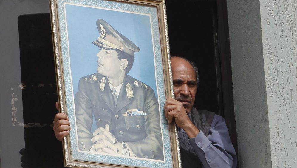Libyen: Gaddafis Herrschaftsgebiet schrumpft