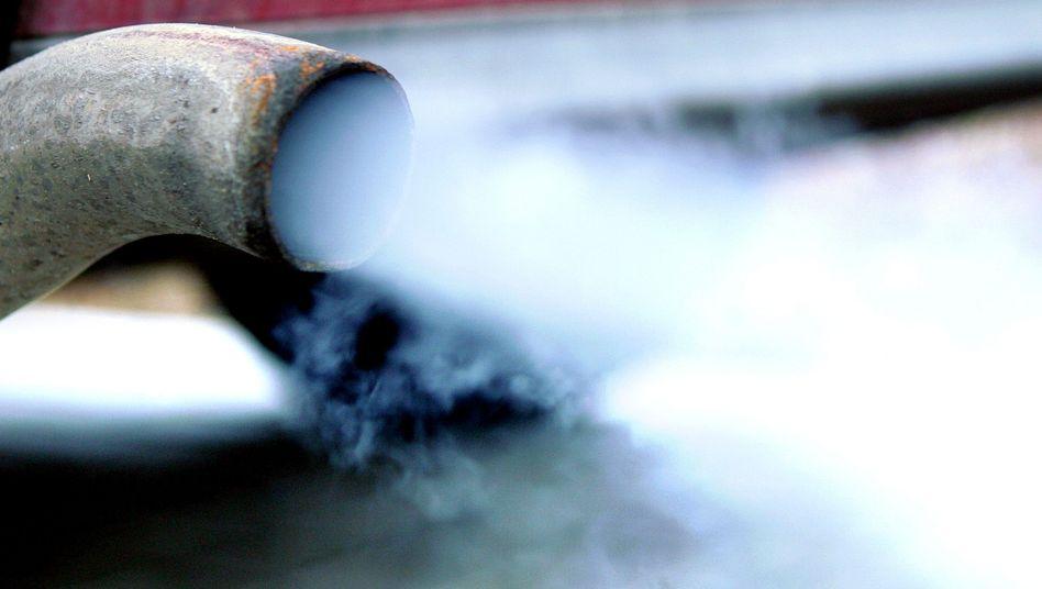 """Autoauspuff: """"Emissionen der Dieselautos deutlich höher als erwartet"""""""