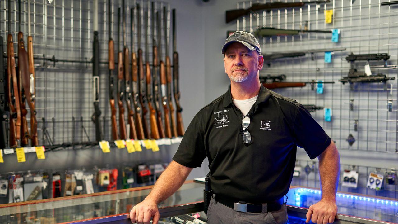 Texas: Corona? Her mit der Waffe! - DER SPIEGEL - Politik