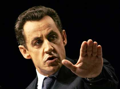 Nicolas Sarkozy believes he has been the victim of a smear campaign.