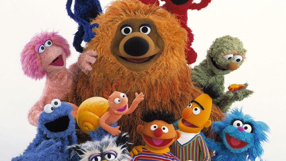 40 Jahre Sesamstraße: Monster aus aller Welt