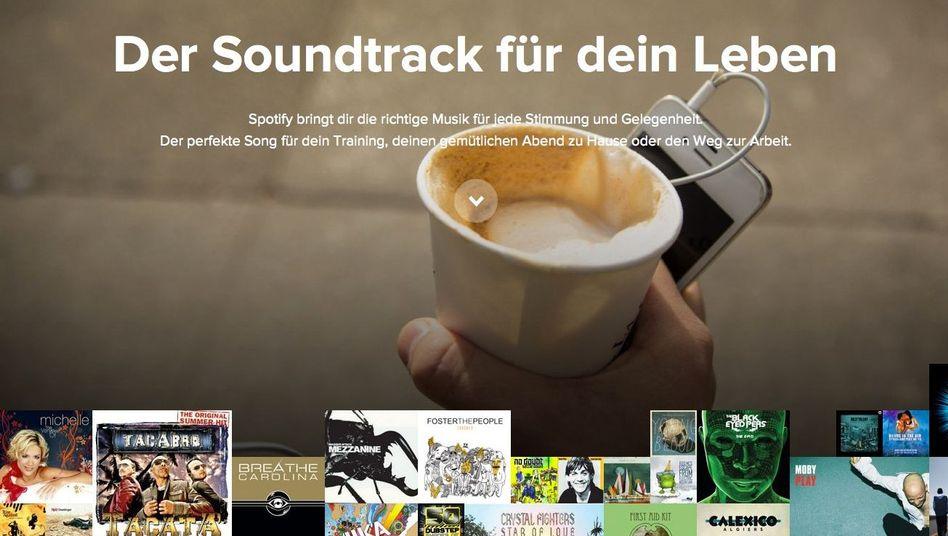 Spotify: Gerätewechsel ohne Musikunterbrechung möglich