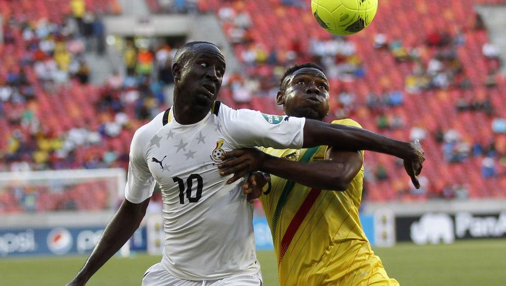 Mitfavorit Mali: Fußball statt Krieg