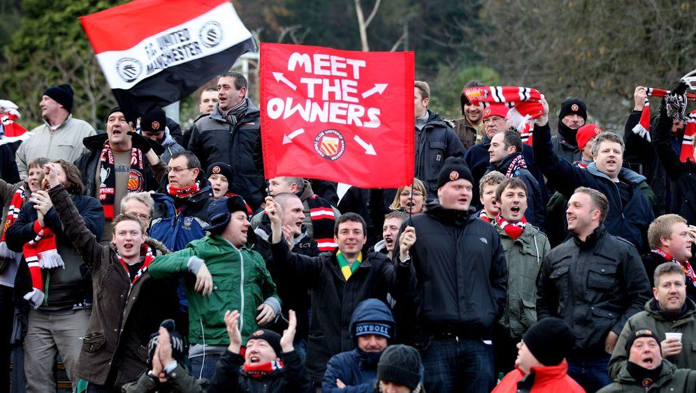 FC United of Manchester: Auf der Welle des Protests