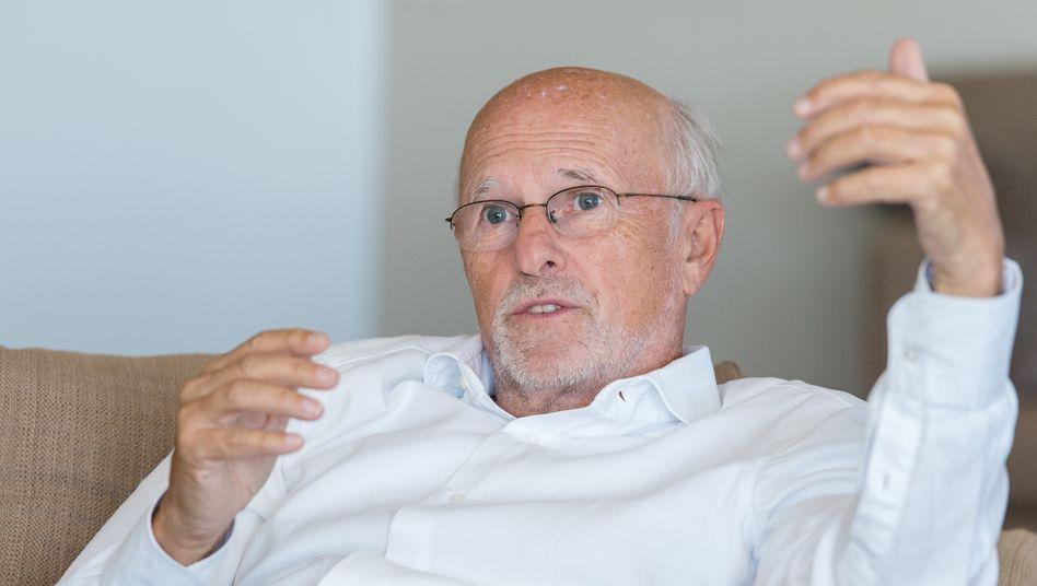 Unternehmenschef Dirk Rossmann