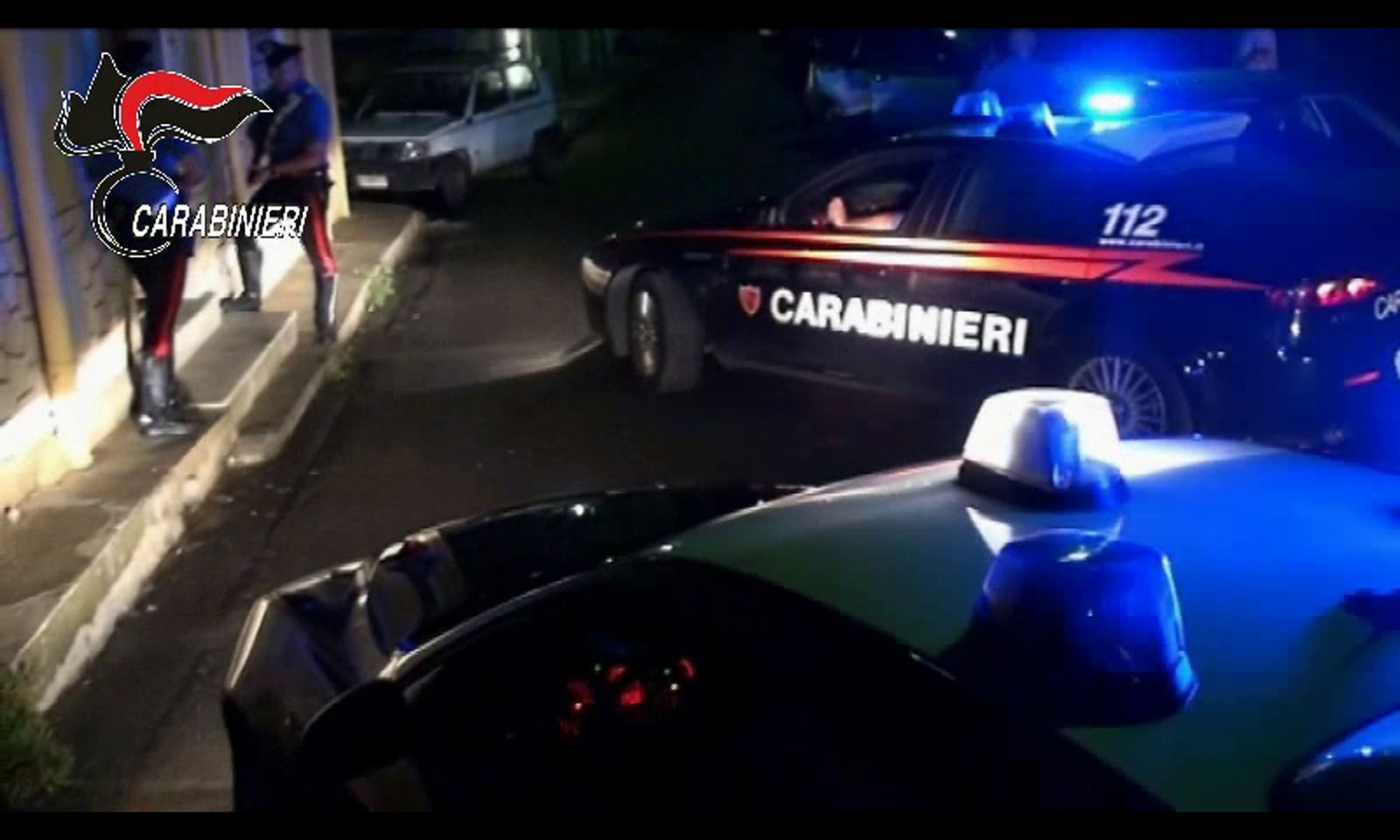Camorra/ Großeinsatz/ italienische Mafia