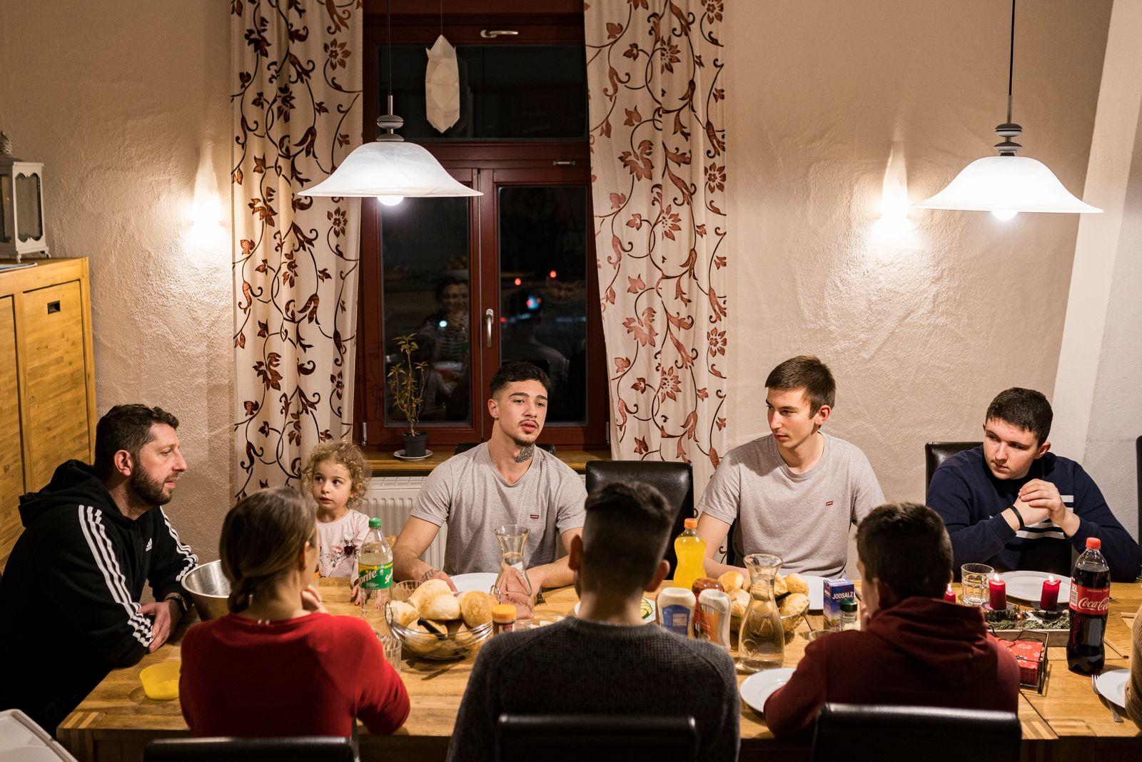 Seehaus Leonberg Jugendliche im freien Strafvollzug