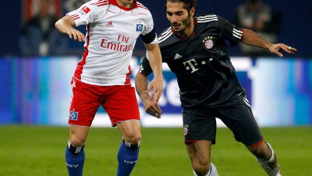 HSV vs. Bayern: Pitroipa an den Pfosten, Rost raus