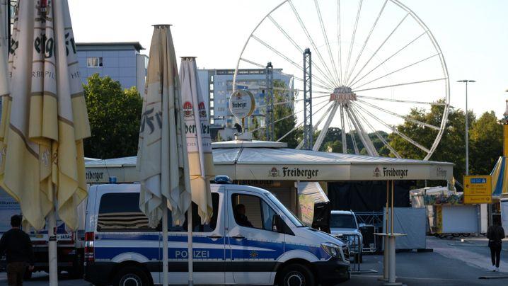 Chemnitz: Eskalation in der Innenstadt