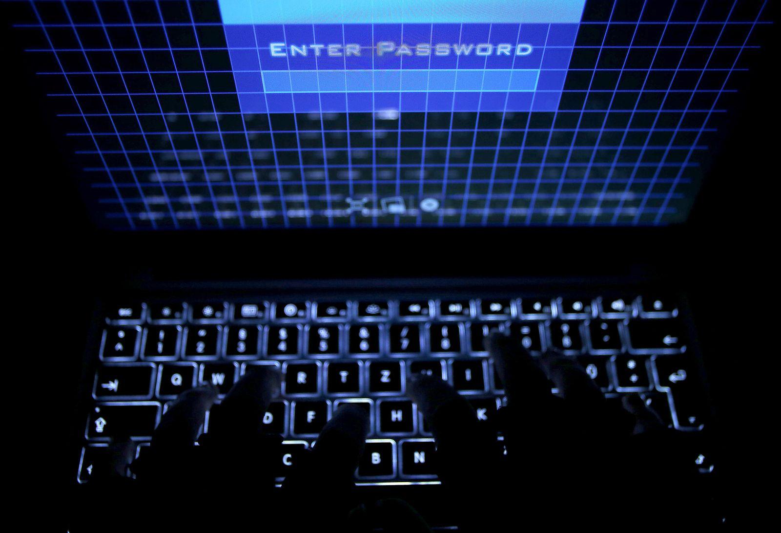 Computerkriminalität Passwort