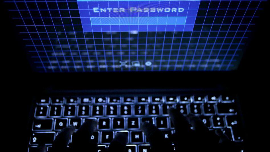 Passworteingabe am Computer (Symbolbild): Bald Vergangenheit?