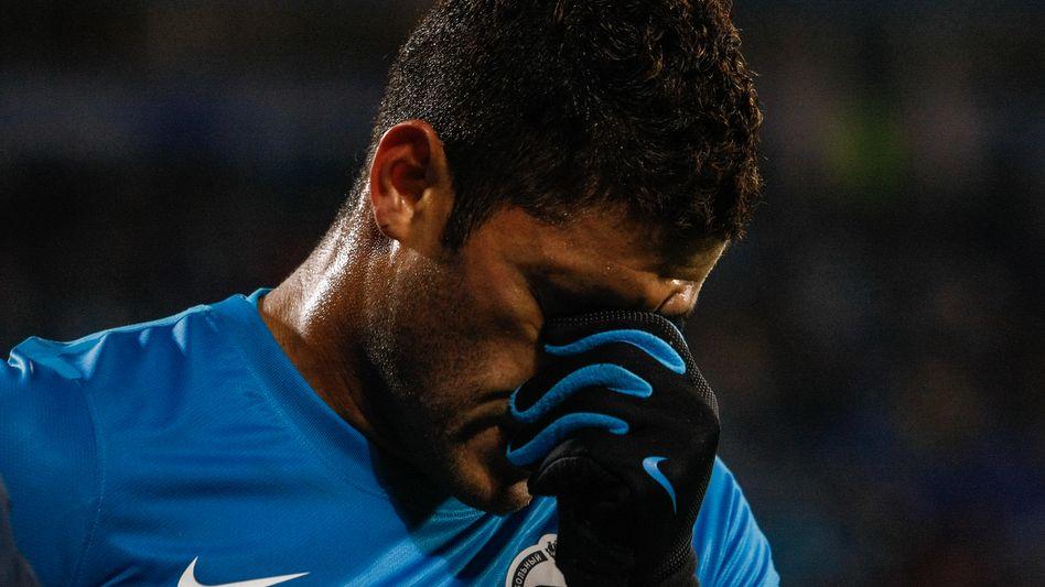 Zenit-Profi Hulk: Im Sommer von Porto nach St. Petersburg