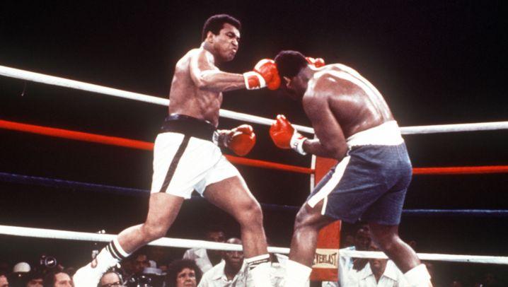 Boxlegenden: Historische Kämpfe