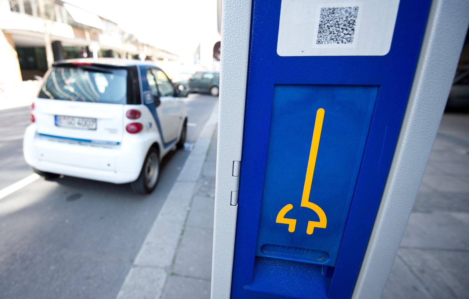 Lösungen für lange Parkplatzsuche