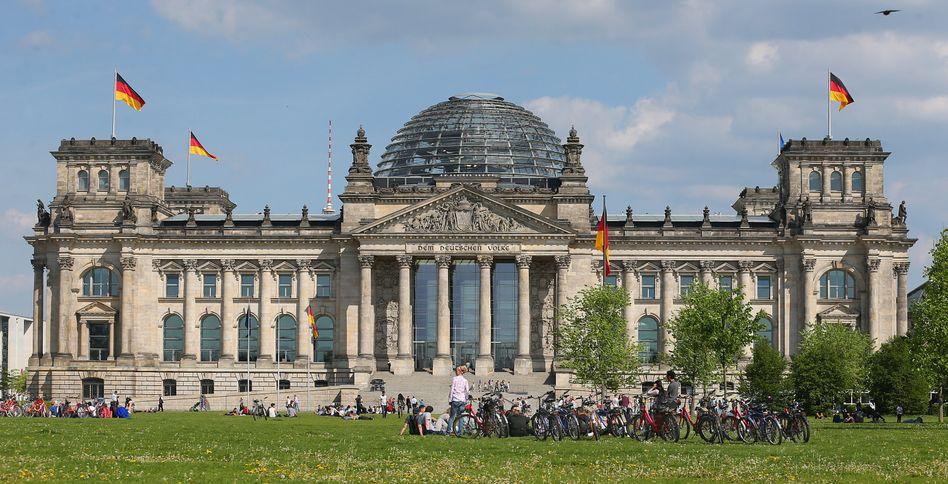 """Reichstagsgebäude in Berlin: """"Das brutale Desinteresse nervt"""""""