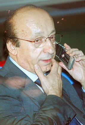 Juventus-Sportdirektor Moggi: Prozess wegen Manipulation